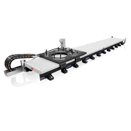Механизированный линейный блок / для робота IRBT 4004 ABB Robotics
