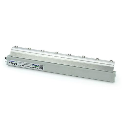 горизонтальный нагнетатель ионизированного воздуха / вертикальный / для двери производственного помещения