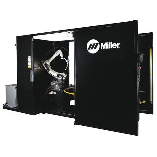 Роботизированная ячейка для сварки / для сварочных работ / автоматическая PerformArc 350S Miller Electric