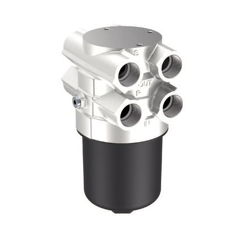 гидравлический фильтр / с корзиной / линейный / выровненный