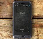 промышленный смартфон GSM / IP67 / сенсорный / прочный