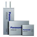 Литиево-ионная батарея / плоская / заряжаемая  Panasonic Electric Works Corporation of America