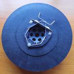 круговая щетка / шлифовки / из полипропилена / для мехобработки материалов