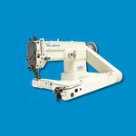 прошивная машина строчка зигзаг / с реечным двигателем / для ткани