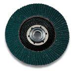 Лепестковый шлифовальный диск для отделки / по нержавеющей стали 546D 3M Manufacturing And Industry Abrasives
