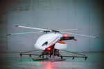 беспилотник вертолет / для воздушной съемки / для контроля / для картографии
