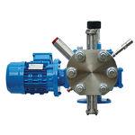 Водный насос / ручной / с двойной мембраной / дозирующий BN Nexa series SEKO