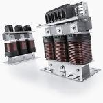катушка ограничения / переменный ток / трехфазовая / для двигателя