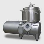 центробежный сепаратор / для жидкостей / для фармацевтической промышленности / для химической промышленности