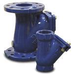Клапан со сферическим золотником / для сточных вод / из чугуна / пластиковый  Sulzer Pumps Equipment