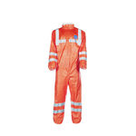 рабочий костюм химическая защита / антистатический / из полиэтилена