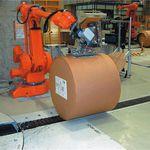 Шарнирный робот / 6-осный / для разгрузочно-погрузочных работ / компактный  ABB Robotics