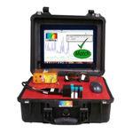 анализатор для электросети / спектра / переносной / защищенный