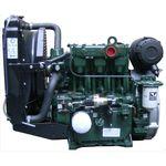 Дизельный тепловой двигатель / с 3 цилиндрами / прямой впрыск / для производства электроэнергии LPWX3 series LISTER PETTER