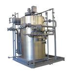система отопления с циркуляцией масла