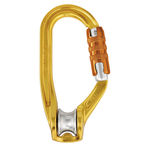 Шкив из алюминия ROLLCLIP PETZL SECURITE