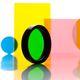 оптический фильтр видимого света / узкополосный