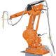 шарнирный робот / 6-осный / для резки / высокоточный