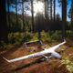 гибридный беспилотник / для воздушной съемки / для наблюдения / из углеродного волокна