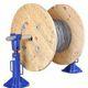механический домкрат / для подъемника / для тяжелых работ / для барабана