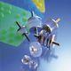 амортизатор вибрации / упруговязкий / для машины / для промышленности