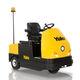 электрический трактор / 3-колесный / с местом для сидения водителя / для буксировки