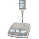 напольный весы / товарный / вес/цена / с дисплеем LCD