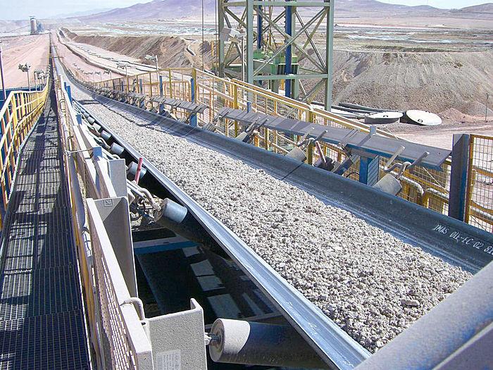 Конвейеры для горнодобывающей промышленности транспортер купить бу в россии