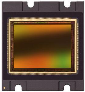 датчик изображения CMOS / высокая чувствительность / высокое разрешение