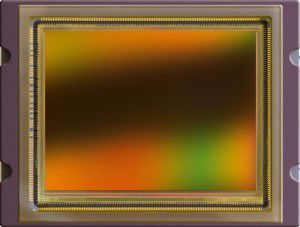 датчик изображения CMOS / цвет / высокая скорость