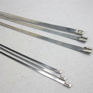 кабельная стяжка из нержавеющей стали