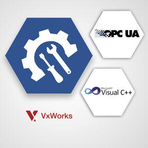 библиотека программ сервер OPC UA