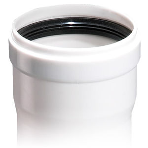 гибкий вентиляционный короб / из полипропилена / для вытяжки дыма