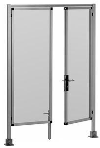 вертикальные раздвижные ворота