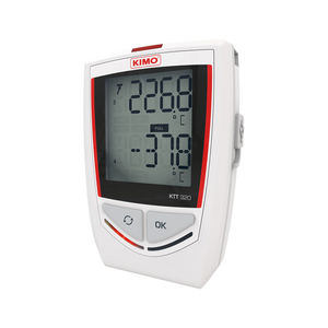 регистратор данных температура