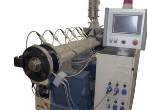 одновинтовой экструдер для измерения