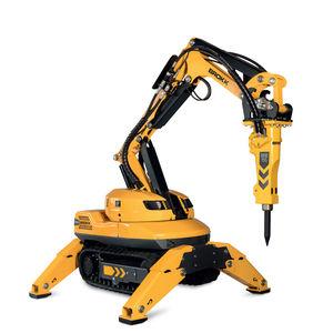 робот для демонтажа с дистанционным управлением / компактная / для атомной промышленности