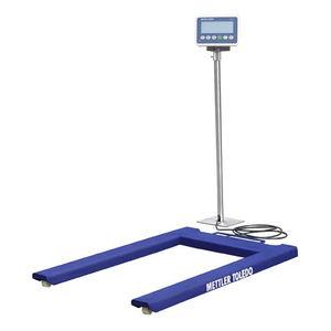 весы для паллет с отдельным индикатором