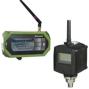 беспроводной датчик давления / абсолютный / мембранный / от точки к точке