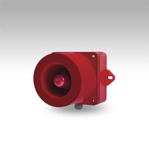 передатчик аварийного звукового сигнала с сигнальным огнем
