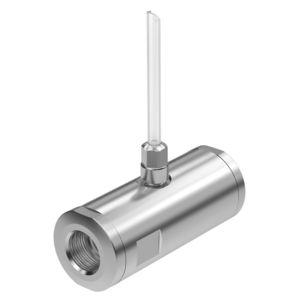 клапан с втулкой / с картриджем / с пневматическим управлением / смеси