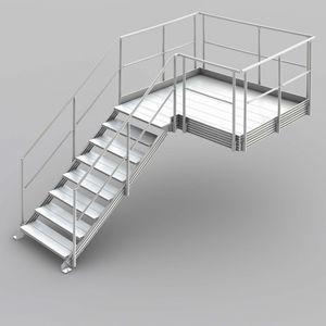 лестница для наружного применения