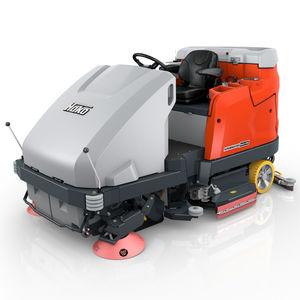 автономная автоматическая моющая и подметальная машина