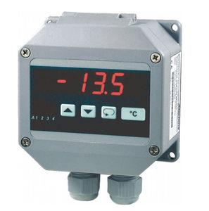 индикатор температура
