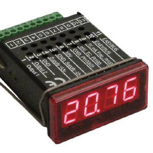 универсальный индикатор и контроллер