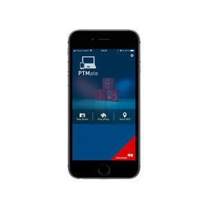 мобильное приложение обработки данных