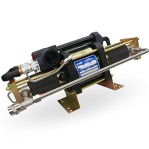 поршневый компрессор высокого давления / для газов / охлажденный / одноуровневый