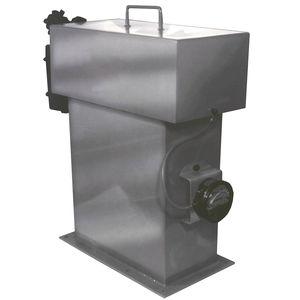 пылеуловитель с держателями / очистка пульсирующей струей / компактный