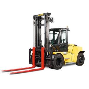 дизельная подъемная тележка / с местом для сидения водителя / промышленная / для разгрузочно-погрузочных работ