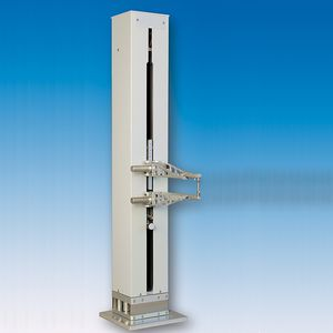 экстенсoметр с помощью тензометрического датчика